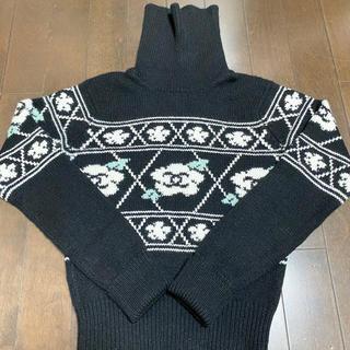 CHANEL - 正規品購入 希少品 超美品 シャネル CHANEL スキーセーター