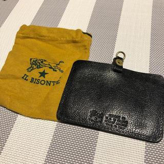 イルビゾンテ(IL BISONTE)のイルビゾンテ パスケース(パスケース/IDカードホルダー)