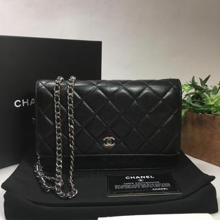 CHANEL - 定価30万✨美品✨CHANEL  マトラッセ チェーンウォレット