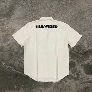 Jil Sander - JIL SANDER ジルサンダー 20ss最新 シャツ