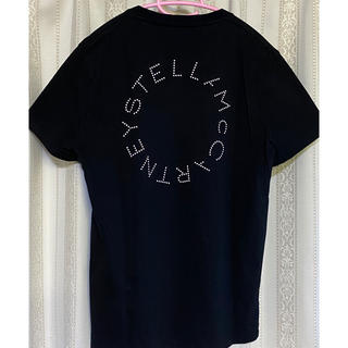 Stella McCartney - STELLA McCARTNEY  タグ有り サークルロゴTシャツ  正規品S
