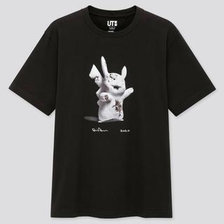 ユニクロ(UNIQLO)のユニクロ ダニエル・アーシャム × ポケモン UT ピカチュウ(Tシャツ/カットソー(半袖/袖なし))