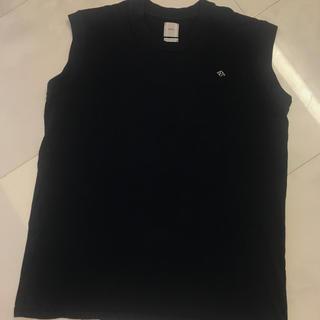 シー(SEA)のSEA ロゴ刺繍 ノースリーブ (Tシャツ(半袖/袖なし))