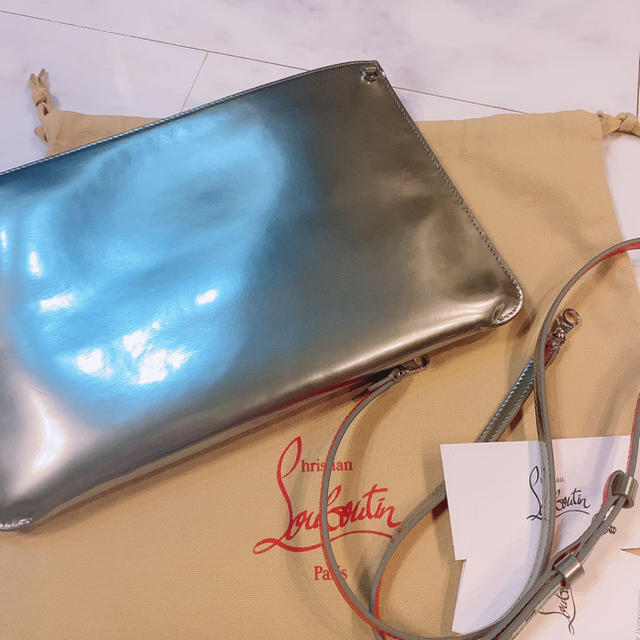 Christian Louboutin(クリスチャンルブタン)のChristian Louboutin メンズのバッグ(セカンドバッグ/クラッチバッグ)の商品写真