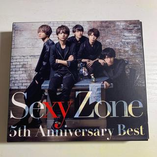 セクシー ゾーン(Sexy Zone)のSexy Zone 5th Anniversary Best(ポップス/ロック(邦楽))