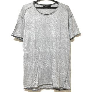 ドルチェアンドガッバーナ(DOLCE&GABBANA)のドルチェアンドガッバーナ 半袖カットソー(Tシャツ/カットソー(半袖/袖なし))