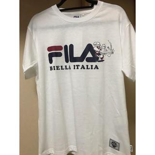FILA - 新品☆フィラ メンズTシャツ Lサイズ