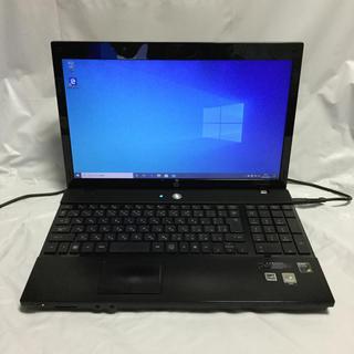 ヒューレットパッカード(HP)のHP ProBook 4515s   AMD Sempron SI-42(ノートPC)