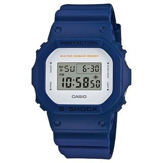 ジーショック(G-SHOCK)のG-SHOCK DW-5600M-2JF ネイビー(腕時計(デジタル))