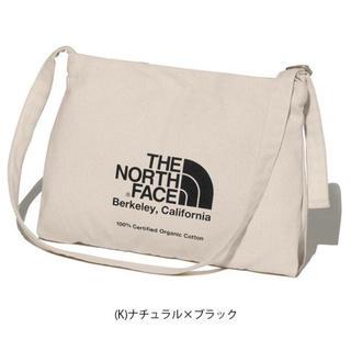 THE NORTH FACE - 20年モデル 新品 ノースフェイス ミュゼットバッグ  サコッシュ ブラック