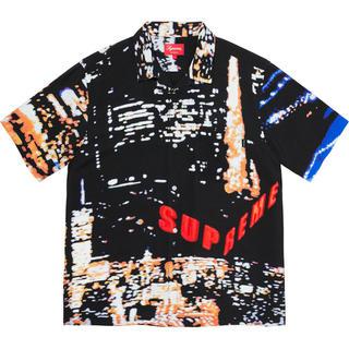 Supreme - Supreme City Lights Rayon S/S Shirt XL