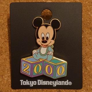 ミッキーマウス(ミッキーマウス)のDISNEY ディズニー ピンバッジ ベビーミッキー ミッキーマウス(バッジ/ピンバッジ)