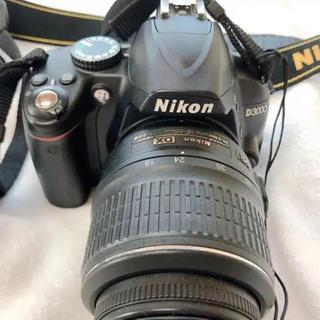 Nikon - Nikon D3000