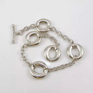 ティファニー(Tiffany & Co.)のTiffany&co Elsa Peretti Chain Link OLD(ブレスレット)
