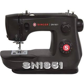 ブラザー(brother)のSINGER  SN1851 ブラック シンガー 電動ミシン 新品未使用(その他)