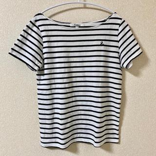 ピンキーアンドダイアン(Pinky&Dianne)のピンキーアンドダイアン ボーダーTシャツ(Tシャツ(半袖/袖なし))