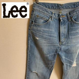 リー(Lee)のLee リー デニムパンツ ジーンズ ジーパン(デニム/ジーンズ)