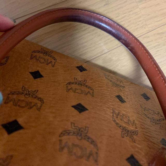 MCM(エムシーエム)のMCM ハンドバッグ レディースのバッグ(ハンドバッグ)の商品写真