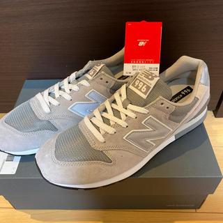 ニューバランス(New Balance)の28cm NEW BALANCE CM996BG  新品未使用 定価15180円(スニーカー)