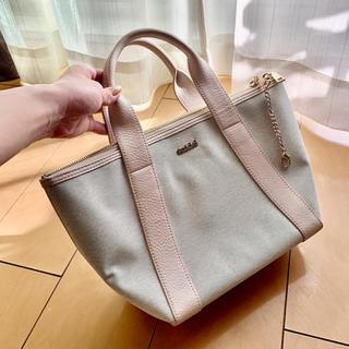 snidel - 新品 snidel スナイデル トートバッグ ハンドバッグ 鞄 キャンバストート