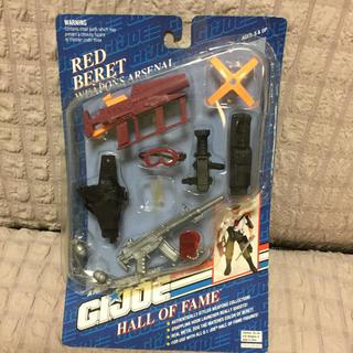 GI JOE   RED BERET  WEAPONS  GIジョー 武器セット(ミリタリー)