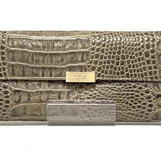 Furla - FURLA(フルラ) 長財布 - 型押し加工 レザー