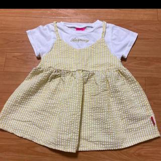 アナップキッズ(ANAP Kids)の美品 キッズ 120 ANAPキッズ(Tシャツ/カットソー)