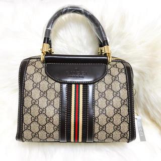 Gucci - 「売り切れ」ボストンバッグ