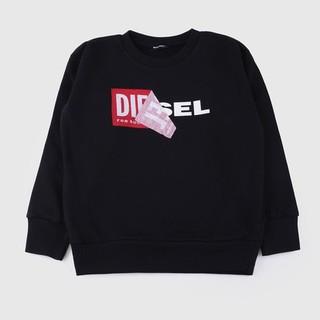 ディーゼル(DIESEL)の新品★DIESEL ディーゼル ロゴトレーナー 10歳用140cm(Tシャツ/カットソー)