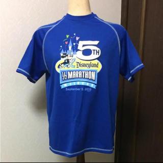 ディズニー(Disney)のディズニーマラソン ランニングTシャツ メンズXS(ウェア)