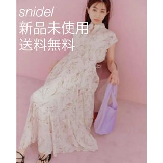 snidel - 【新品】大人気 snidel 系 ウサギオンライン 系 プリーツワンピ