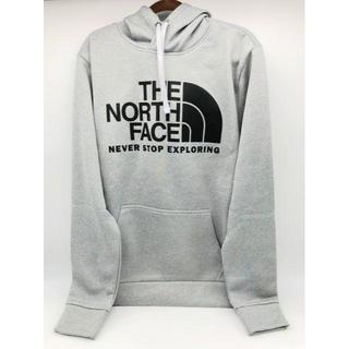 THE NORTH FACE - ノースフェイス パーカー  グレー L