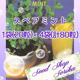 ⑱スペアミント20粒 ×4袋(80粒) SeedShop♥SERIKA♥(その他)