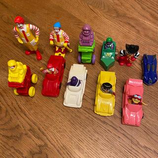 マクドナルド - マクドナルド ハッピーセットおもちゃ 1991年頃