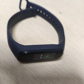 xiaomi miband4 充電器付き(腕時計(デジタル))