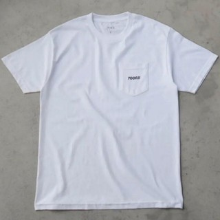 ワンエルディーケーセレクト(1LDK SELECT)の700 FILL Small Payment Logo Pocket Tee(Tシャツ/カットソー(半袖/袖なし))