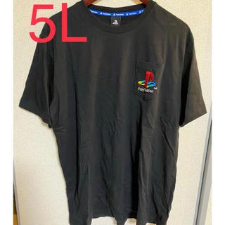 シマムラ(しまむら)の【新品未使用】しまむら プレイステーション コラボTシャツ(Tシャツ/カットソー(半袖/袖なし))