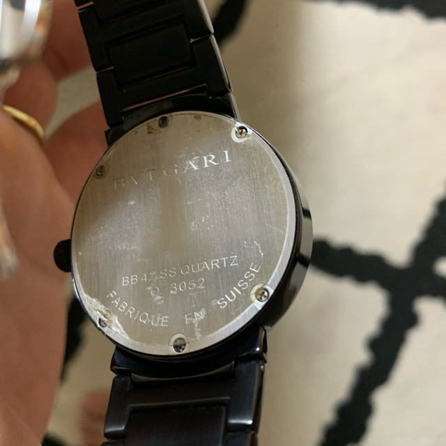 BVLGARI(ブルガリ)のブルガリ 時計 メンズ メンズの時計(その他)の商品写真