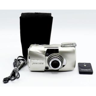オリンパス(OLYMPUS)の極美品 OLYMPUS μ-III 120 38-120mm  #038(フィルムカメラ)