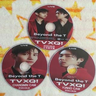 東方神起 - 東方神起✨TVXQ Beyond the T 💕DVD3枚セット