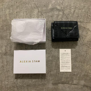 ALEXIA STAM - ALEXIA STAM 折りたたみ財布