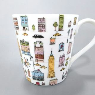 Tiffany & Co. - ティファニー マグカップ新品同様  陶器