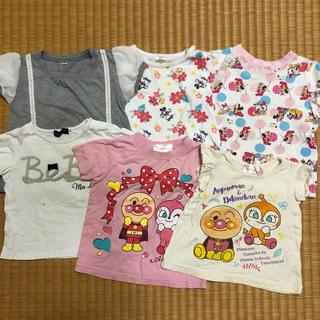 アンパンマン(アンパンマン)の8/10まで!Tシャツ 6着セット 80サイズ(Tシャツ)