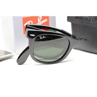 レイバン(Ray-Ban)の新品 レイバン RB4105 601 サングラス ブラック 8000円2本(サングラス/メガネ)