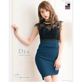 ROBE - DEA ローブドフルール  robe de fleurs ドレス S