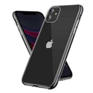Arae iPhone 11 ケース 薄型 クリア スマホケース 6.1 インチ(iPhoneケース)