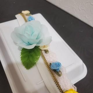 💐花冠ブレスレット💐(ブレスレット/バングル)