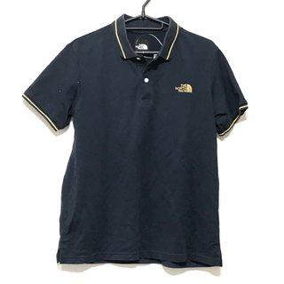 ザノースフェイス(THE NORTH FACE)のノースフェイス 半袖ポロシャツ サイズM -(ポロシャツ)