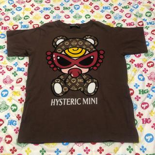 ヒステリックミニ(HYSTERIC MINI)の⑯ モノグラムTee(Tシャツ/カットソー)