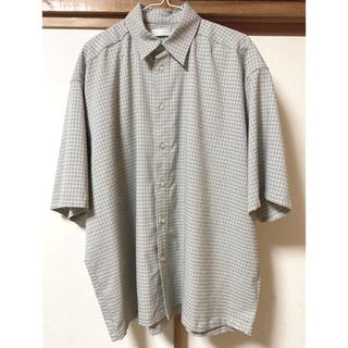 センスオブプレイスバイアーバンリサーチ(SENSE OF PLACE by URBAN RESEARCH)のチェックシャツ 半袖 センスオブプレイス (シャツ)